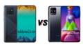 Samsung Galaxy A71 vs Samsung Galaxy M51