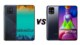 Samsung Galaxy A71 vs Samsung Galaxy M51